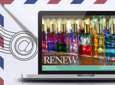 Alchemy Arts Center – réalisation d'une campagne de Newsletters
