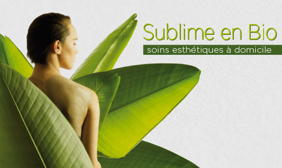 Sublime En Bio – création de logo et identité visuelle