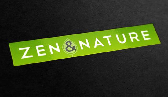 Zen & Nature – Refonte de logo