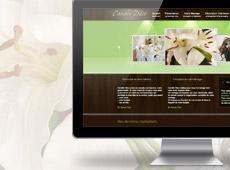 Canelle Déco – création de site internet catalogue