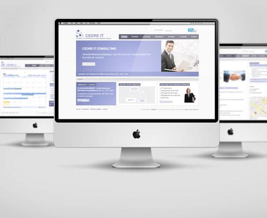 Cèdre IT – création de site internet catalogue en ligne