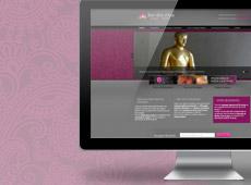 Bien Être d'Asie – création de site internet vitrine